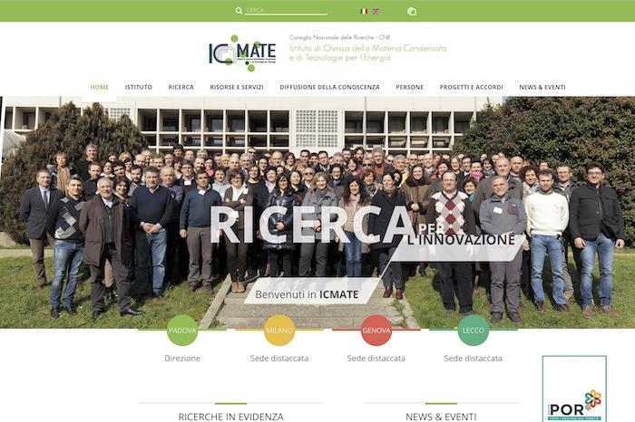 CNR - Istituto di Chimica della Materia Condensata e di Tecnologie per l'Energia