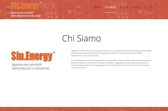 Sin. Energy