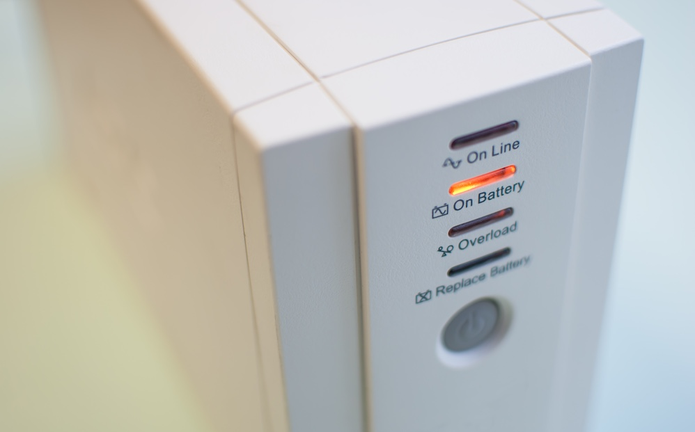 installazione sistema UPS