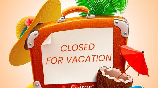 vacanze estive G-iron
